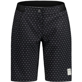Maloja AnemonaM. Printed Multisport Shorts Women moonless rabbitpaw